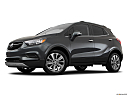 2017 Buick Encore Preferred, low/wide front 5/8.