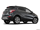 2017 Buick Encore Preferred, low/wide rear 5/8.