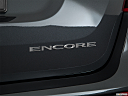 2017 Buick Encore Preferred, rear model badge/emblem