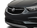 2017 Buick Encore Preferred, close up of grill.