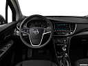 2017 Buick Encore Preferred, steering wheel/center console.