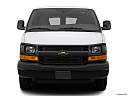 2017 Chevrolet Express 2500 Cargo Extended WT, low/wide front.
