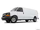 2017 Chevrolet Express 2500 Cargo Extended WT, low/wide front 5/8.