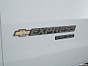 2017 Chevrolet Express 2500 Cargo Extended WT, rear model badge/emblem