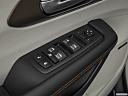 2017 Chrysler Pacifica Touring-L Plus, driver's side inside window controls.
