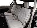 2017 Chrysler Pacifica Touring-L Plus, rear seats from drivers side.
