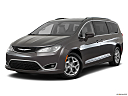 2017 Chrysler Pacifica Touring-L Plus, front angle medium view.