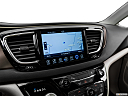 2017 Chrysler Pacifica Touring-L Plus, driver position view of navigation system.