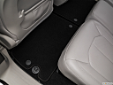 2017 Chrysler Pacifica Touring-L Plus, rear driver's side floor mat. mid-seat level from outside looking in.