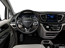 2017 Chrysler Pacifica Touring-L Plus, steering wheel/center console.