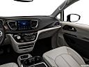 2017 Chrysler Pacifica Touring-L Plus, center console/passenger side.