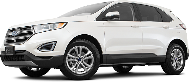 2017 Ford Edge SEL at Sterling Mccall Buick GMC of Houston, TX