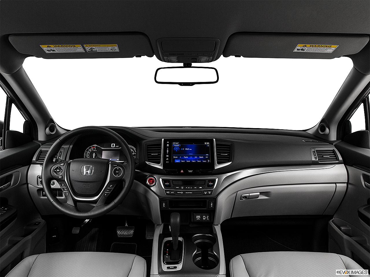 2017 Honda Ridgeline Awd Rtl E 4dr Crew Cab 5 3 Ft Sb Research Groovecar