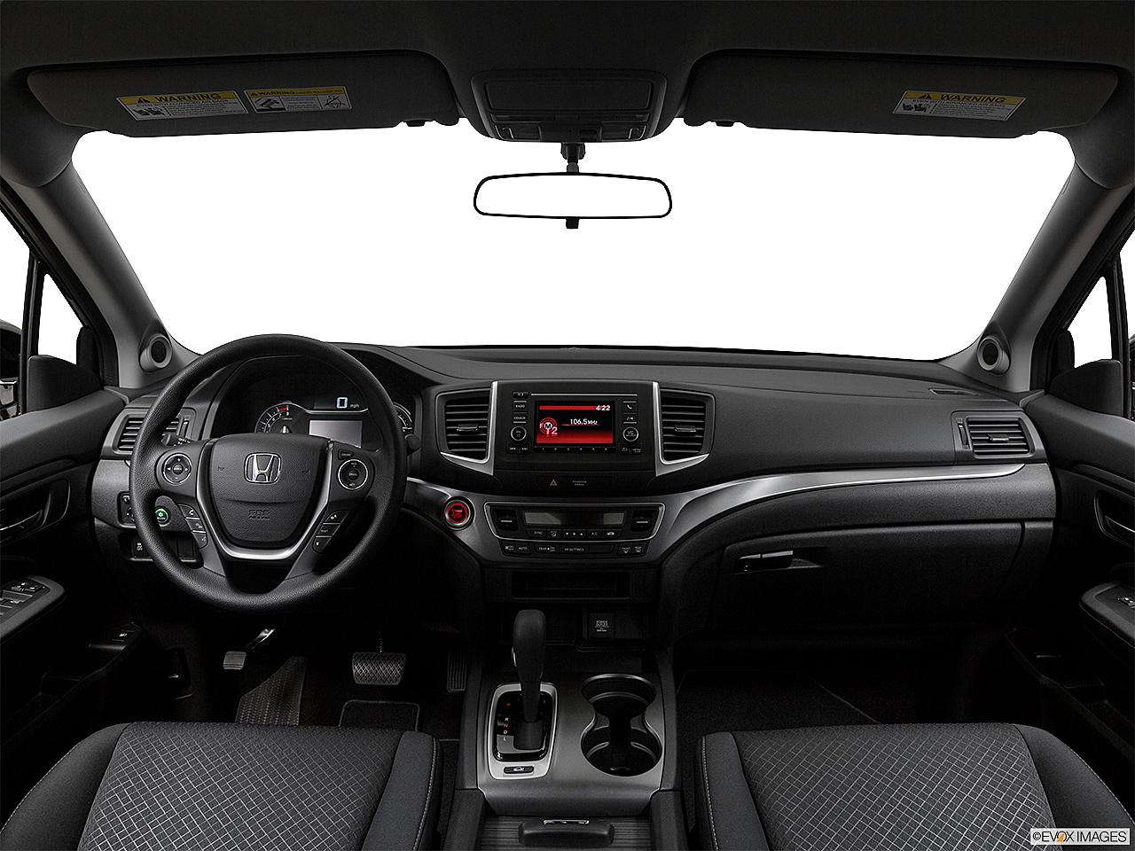 2017 Honda Ridgeline AWD Sport 4dr Crew Cab 5.3 ft. SB - Research - GrooveCar