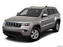 2017 Jeep Grand Cherokee Laredo, front angle view.