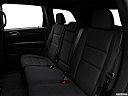 2017 Jeep Grand Cherokee Laredo, rear seats from drivers side.