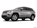 2017 Jeep Grand Cherokee Laredo, low/wide front 5/8.