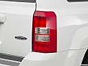 2017 Jeep Patriot Sport, passenger side taillight.
