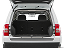 2017 Jeep Patriot Sport, trunk open.