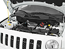 2017 Jeep Patriot Sport, engine.