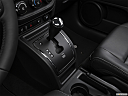 2017 Jeep Patriot Sport, gear shifter/center console.