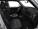 2017 Jeep Patriot Sport, passenger seat.