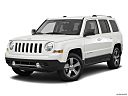 2017 Jeep Patriot Sport, front angle medium view.