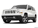 2017 Jeep Patriot Sport, front angle view, low wide perspective.