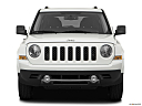 2017 Jeep Patriot Sport, low/wide front.