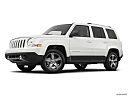 2017 Jeep Patriot Sport, low/wide front 5/8.