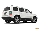 2017 Jeep Patriot Sport, low/wide rear 5/8.