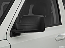 2017 Jeep Patriot Sport, driver's side mirror, 3_4 rear
