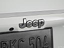 2017 Jeep Patriot Sport, rear manufacture badge/emblem