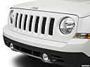 2017 Jeep Patriot Sport, close up of grill.
