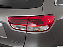 2017 Kia Sorento SX Limited, passenger side taillight.