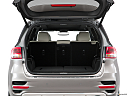 2017 Kia Sorento SX Limited, trunk open.