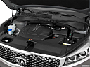 2017 Kia Sorento SX Limited, engine.