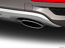 2017 Kia Sorento SX Limited, chrome tip exhaust pipe.