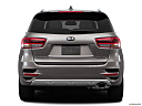 2017 Kia Sorento SX Limited, low/wide rear.