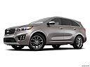 2017 Kia Sorento SX Limited, low/wide front 5/8.