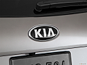 2017 Kia Sorento SX Limited, rear manufacture badge/emblem