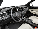 2017 Kia Sorento SX Limited, interior hero (driver's side).