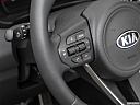 2017 Kia Sorento SX Limited, steering wheel controls (left side)