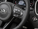 2017 Kia Sorento SX Limited, steering wheel controls (right side)