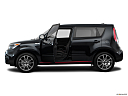 2017 Kia Soul !, driver's side profile with drivers side door open.
