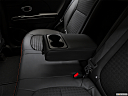 2017 Kia Soul !, rear center console with closed lid from driver's side looking down.