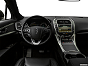 2017 Lincoln MKX Premiere, steering wheel/center console.