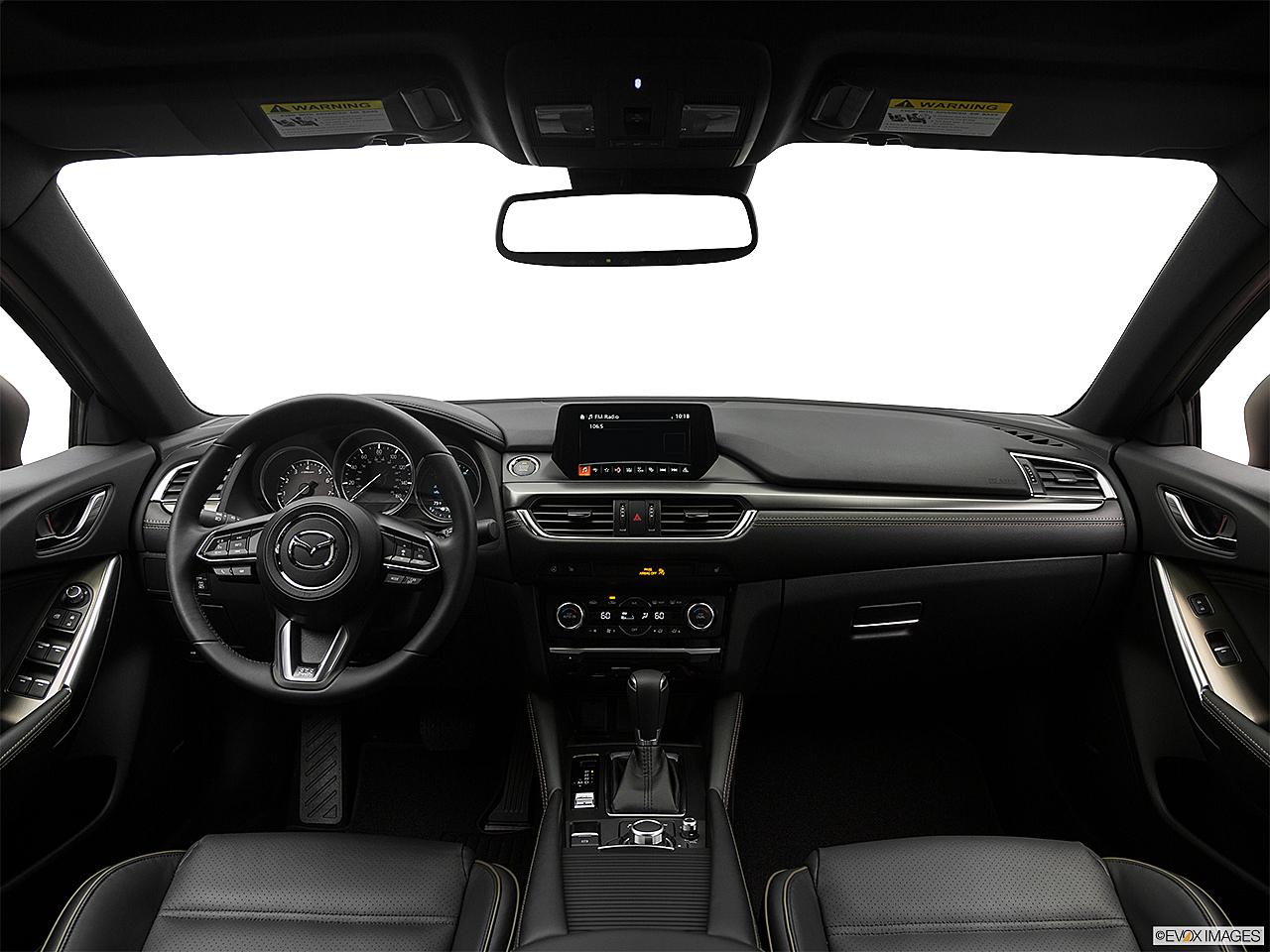 2017 Mazda Mazda6 Grand Touring 4dr Sedan Research Groovecar