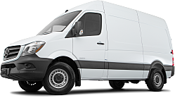 2017 Mercedes-Benz Sprinter Cargo 2500