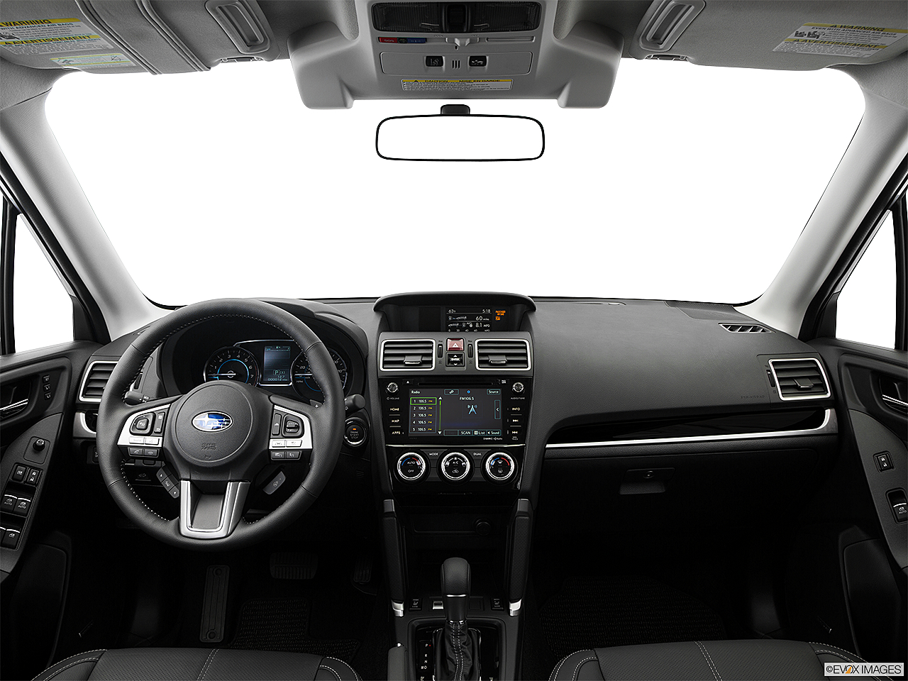 2017 Subaru Forester 2 0 Xt Touring Eyesight Centered Wide Dash Shot
